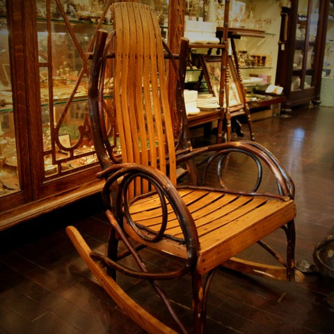 Amish Bentwood Rocking Chair (LEO Design)