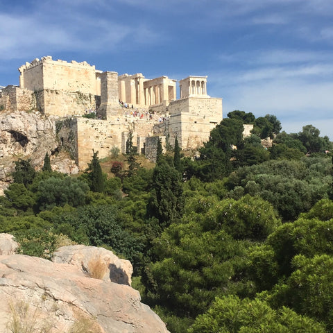The Acropolis of Athens as Seen from Mars Hill