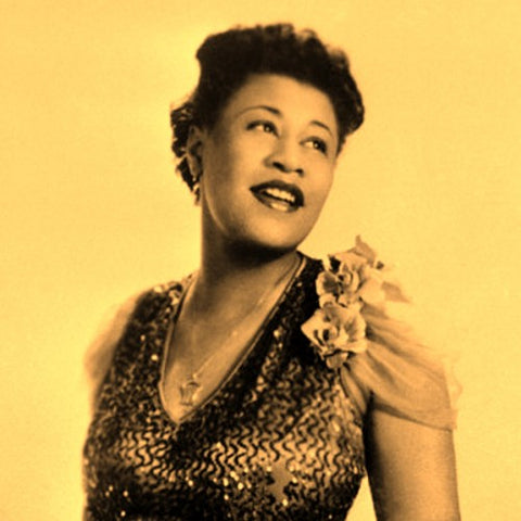 "Ella Fitzgerald, ""First Lady of Song"" (LEO Design)"