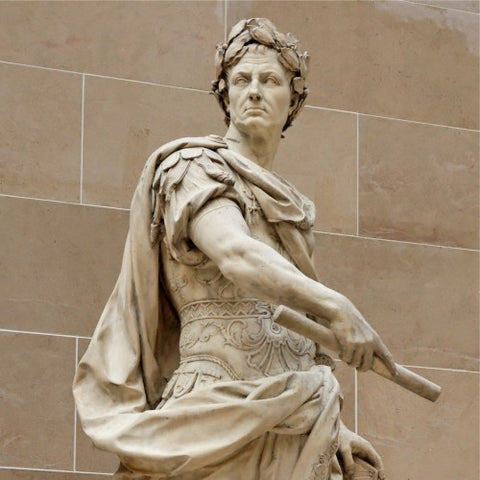 Julius Caesar Marble Sculpture (LEO Design)