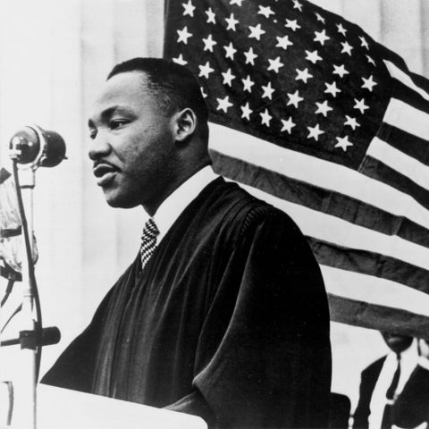 Dr. Martin Luther King, Jr. , American Leader (LEO Design)
