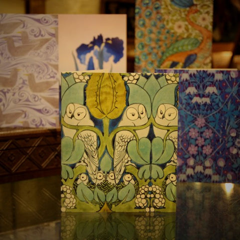 Greeting Cards from London's V&A Museum (LEO Design)