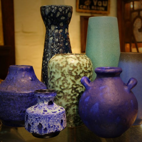 Collection of European Art Pottery (LEO Design)