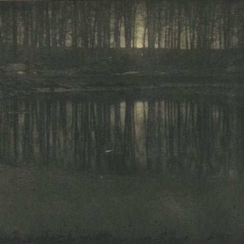 """The Pond-Moonlight"" by Edward Steichen, 1904 (LEO Design)"