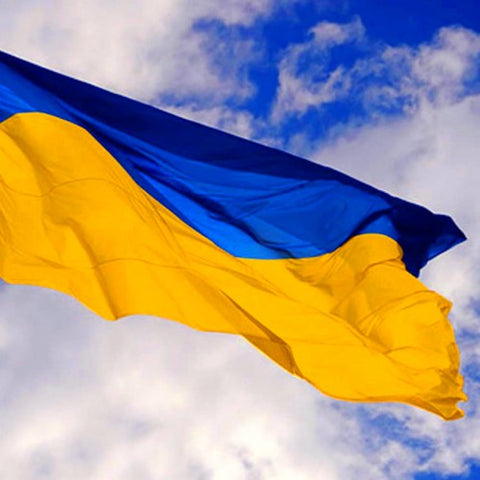 Ukrainian Flag (LEO Design)