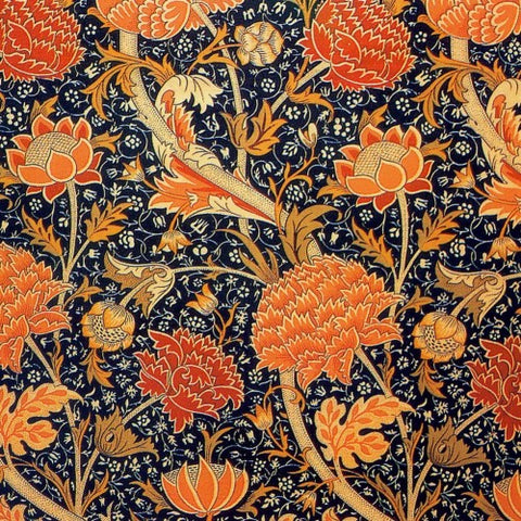 William Morris Persian-Inspired Wallpaper (LEO Design)