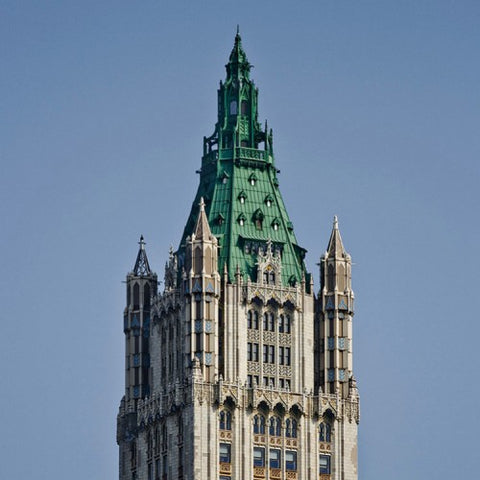 The Woolworth Building (LEO Design)