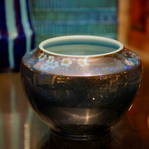 Rookwood Ceramic Bowl Hand-Painted by Charles Jasper McLaughlin (LEO Design)