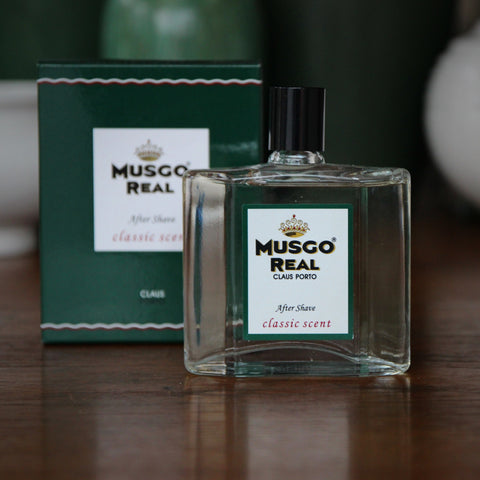 Musgo Real Classic Portuguese Aftershave (LEO Design)