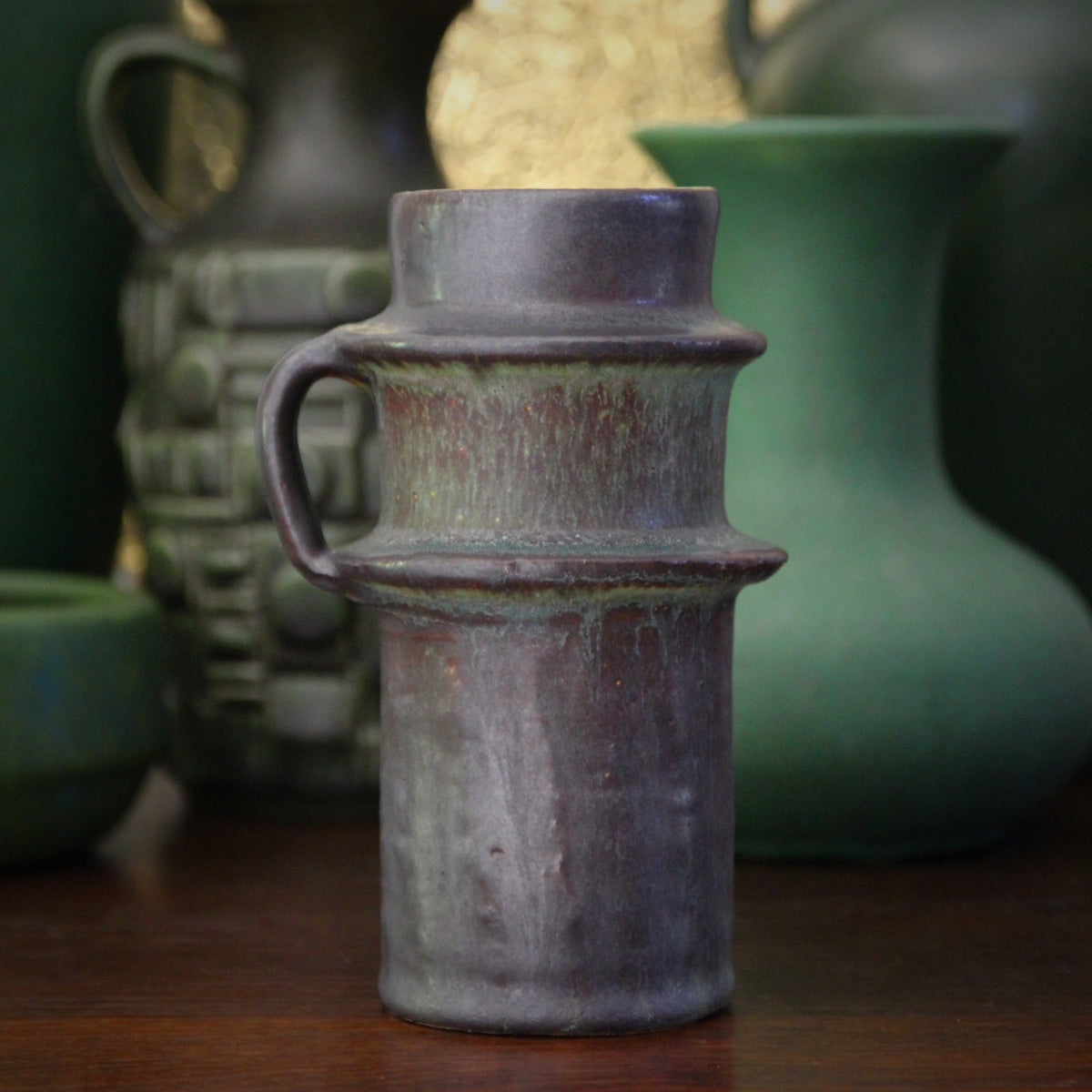 Studio Stoneware Pitcher