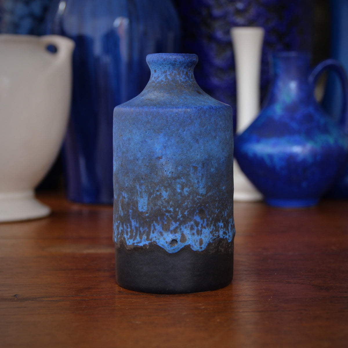 Otto Gerharz Bottle Vase