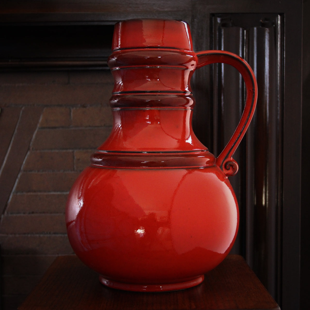 Ring-Necked Floor Jug