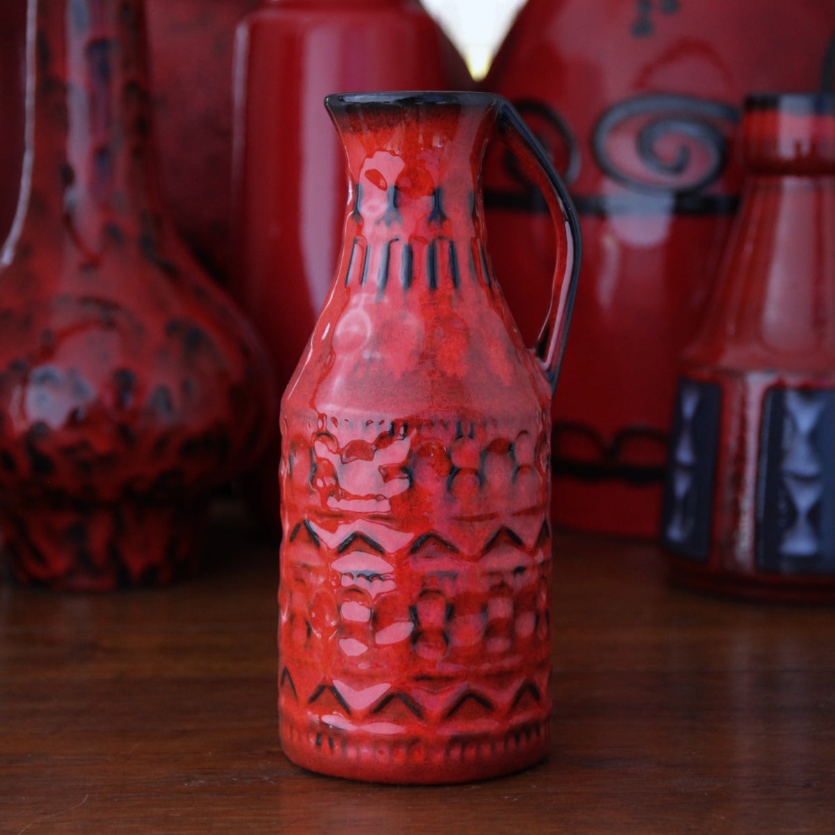 Tribal Textured Cruet
