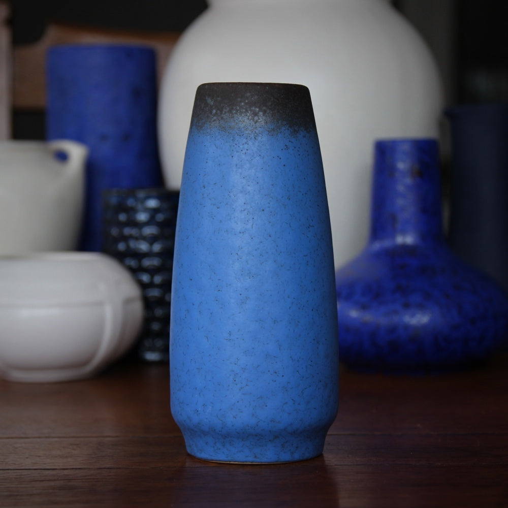 Cornflower Tapered Vase