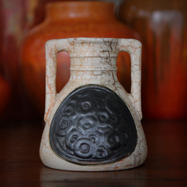 Czech Secessionist Vase
