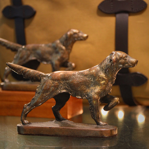 Bird Dog Bookends