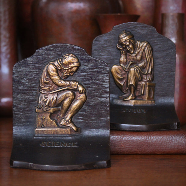 Science & Study Bookends