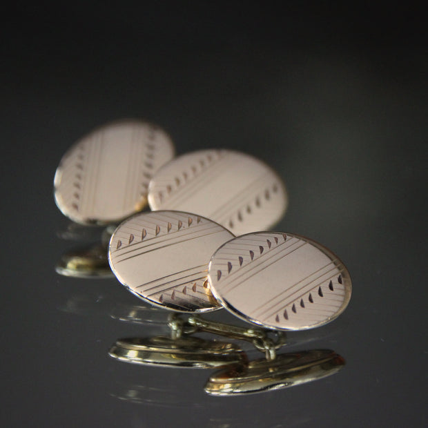 Aesthetic Movement Cufflinks