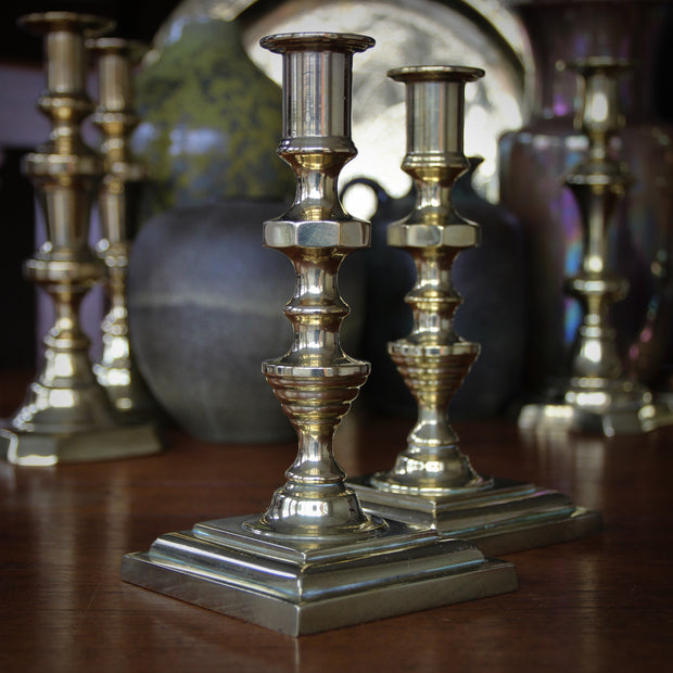 Square Based Candlesticks