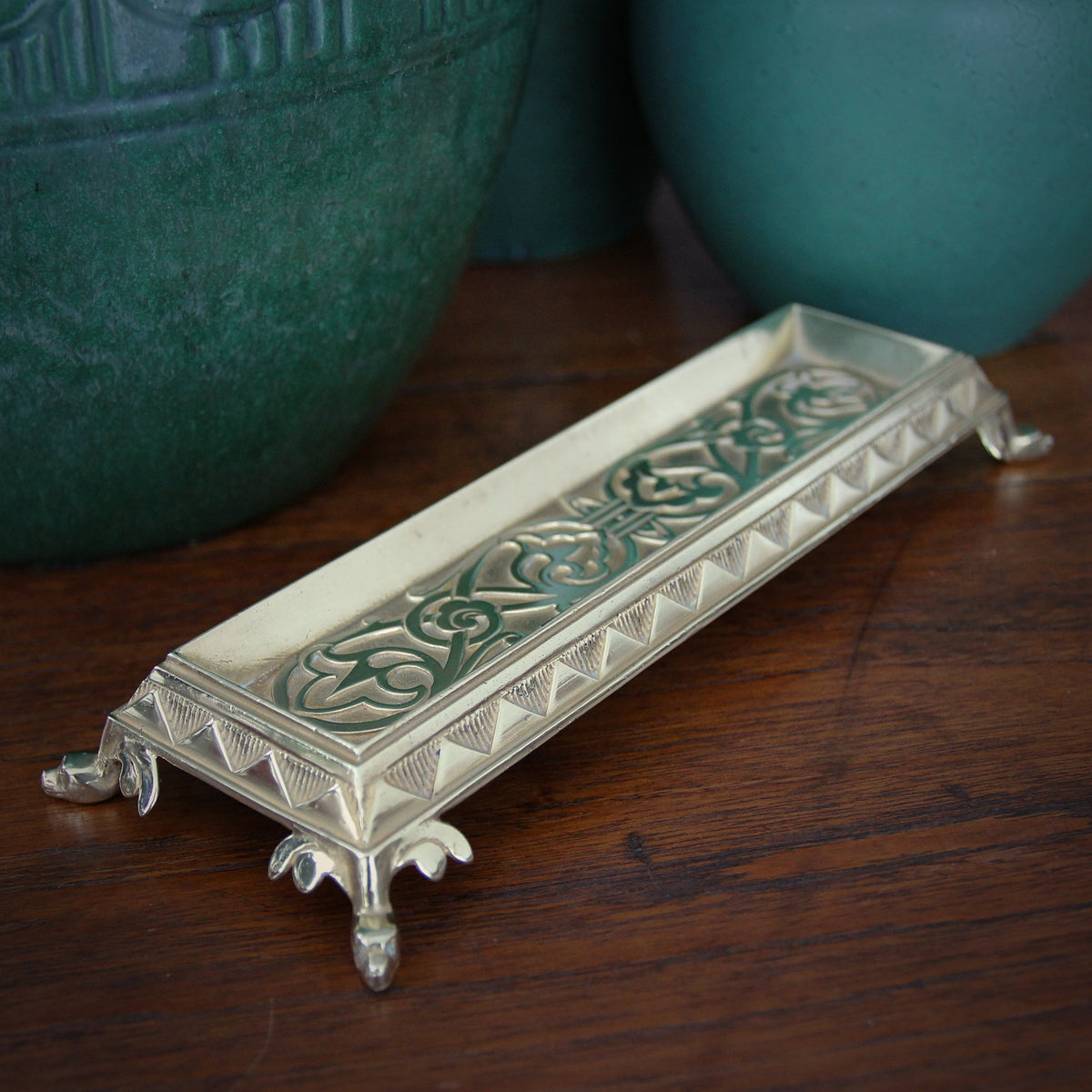 French Bronze Pentray