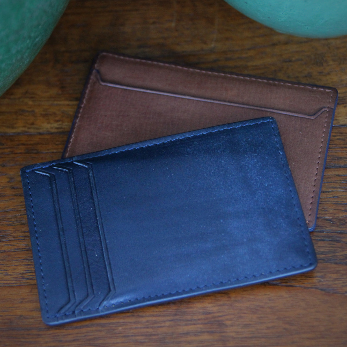 Dark Navy Card Sleeve