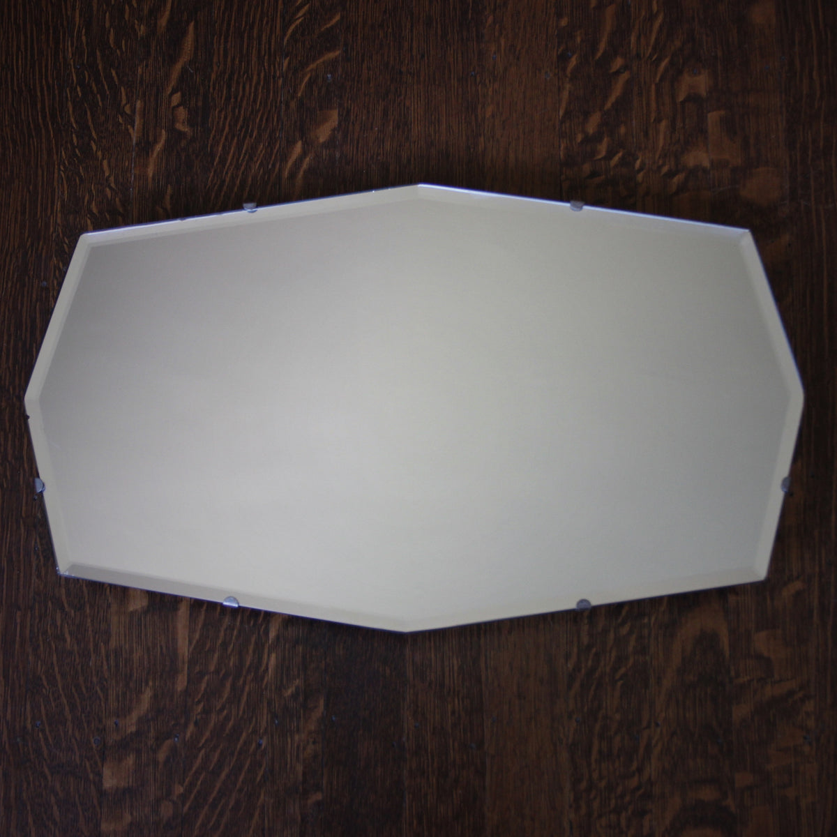 Bevelled Deco Mirror