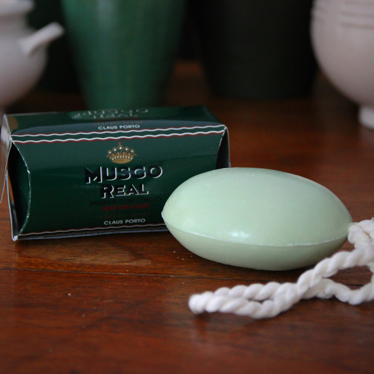 Musgo Real Soap-on-a-Rope