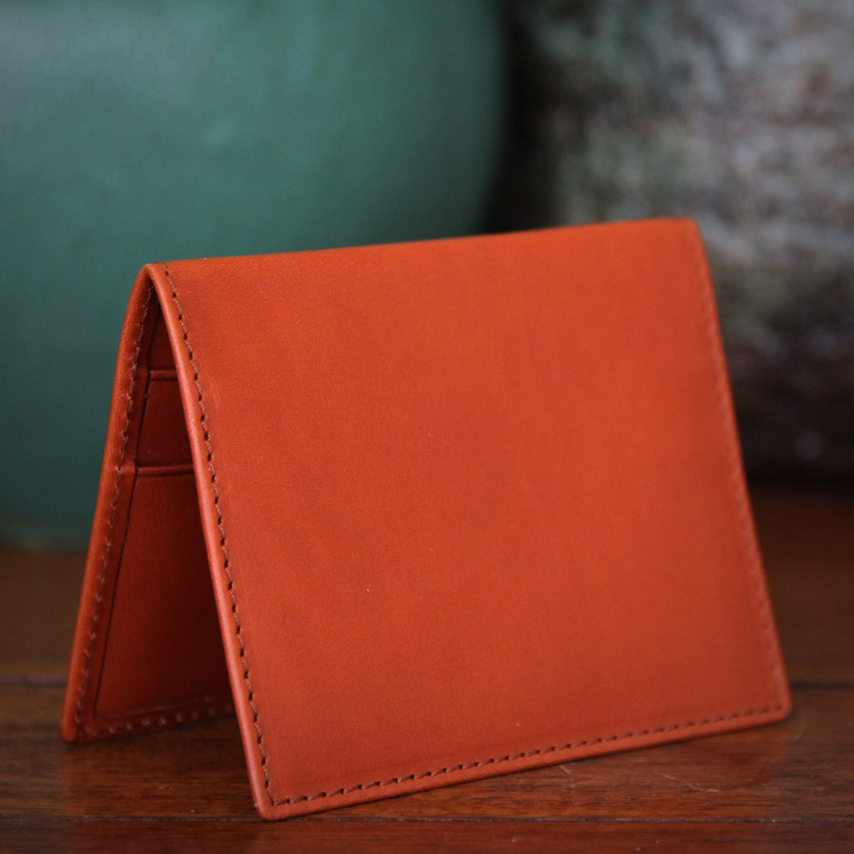 English Credit Card Wallet
