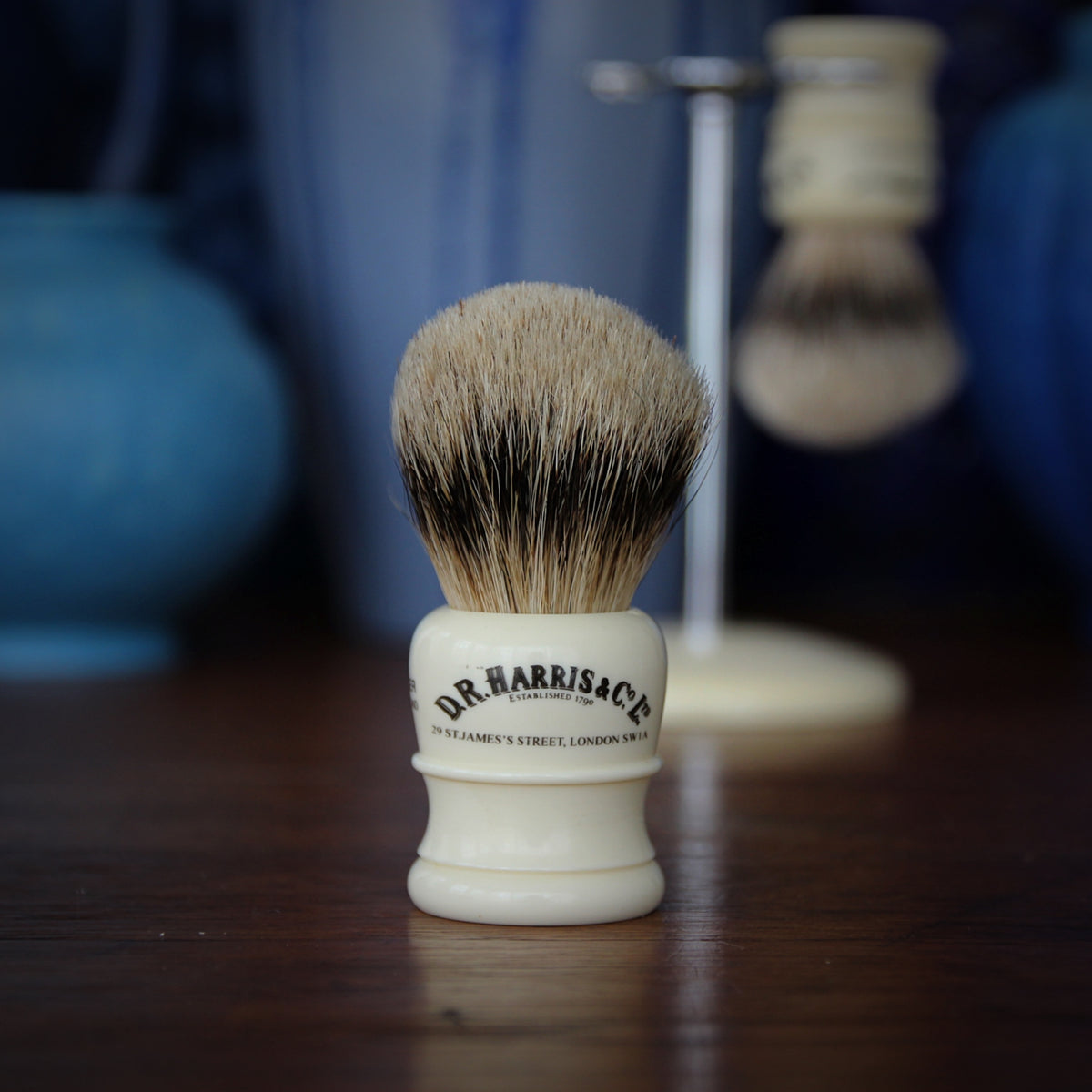 "English ""Best Badger"" Shave Brush"