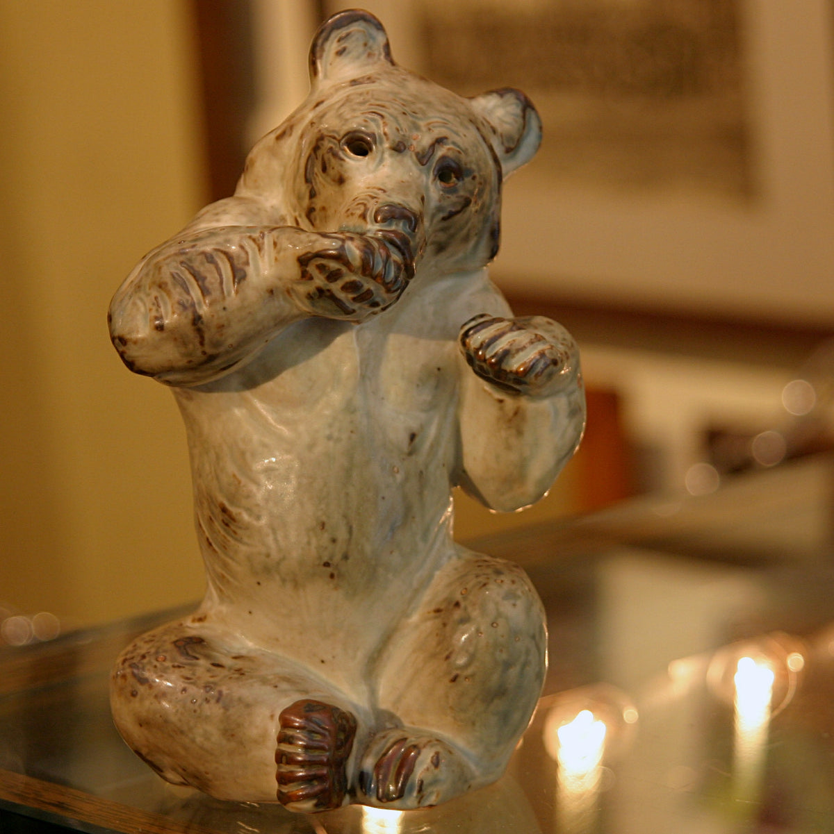 Danish Seated Bear