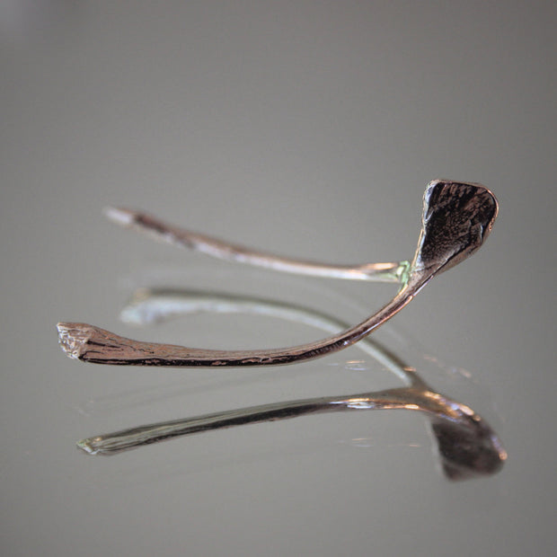 Sterling Silver Wishbone
