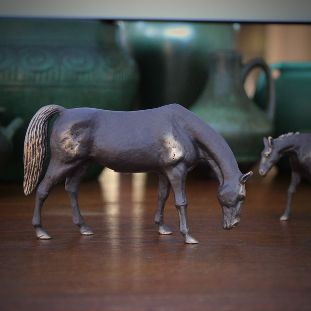 Bronze Mare Sculpture