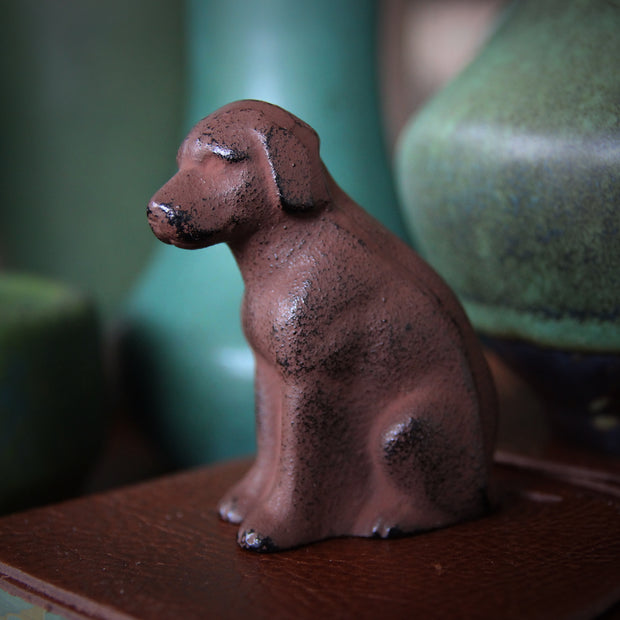 Cast Iron Labrador
