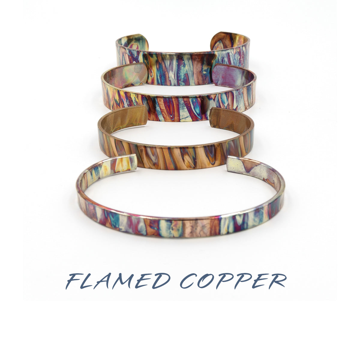 Flamed Copper