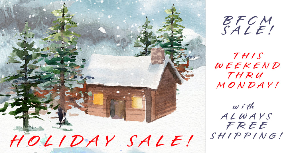 Handmade In Conifer Cyber Monday sale
