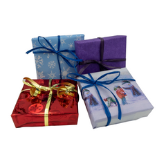 Gift Wrap Proceeds donated to Conservation  Colorado