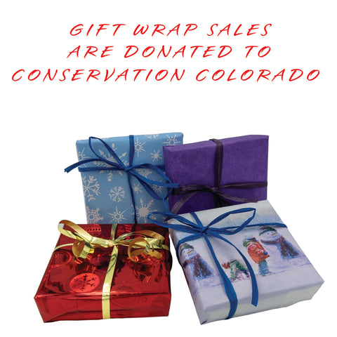Gift Wrap Sales Donated To Conservation Colorado