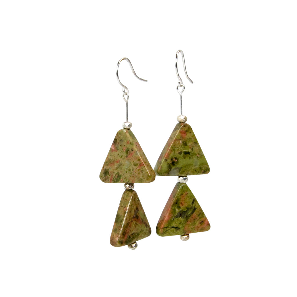 Unakite Triangles