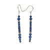Handmade In Conifer Jewelry - Denim Lapis Earrings
