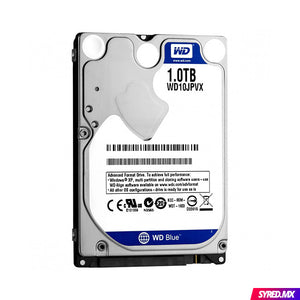 "Disco Duro WESTERN DIGITAL WD10JPVX 1TB 2.5"" SATA III 5400 RPM Laptop"