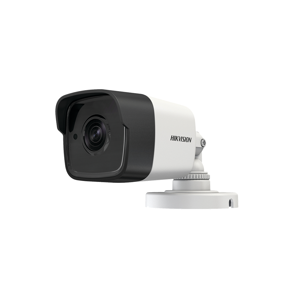 Camara Mini IP 3 MP H.264+ Lente 2.8 mm 106° Visión nocturna 30 m PoE DS-2CD1031-I