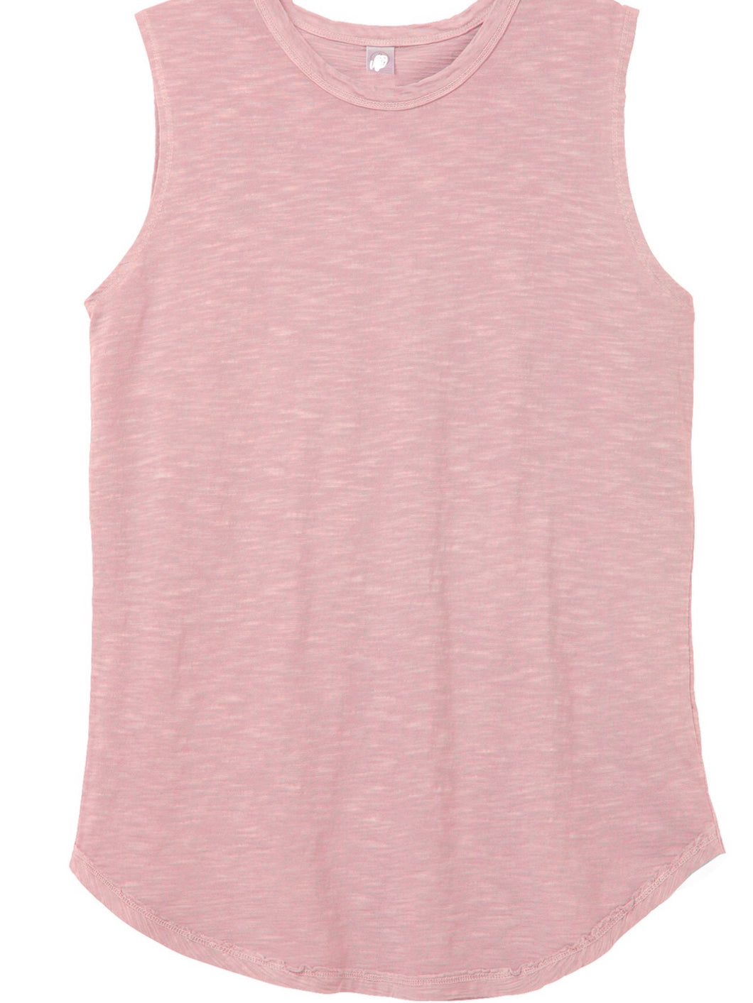 Pink Muscle Tee