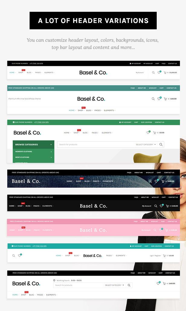 Basel - Responsive eCommerce Shopify Theme (Fashion, Electronics and many more) - 11