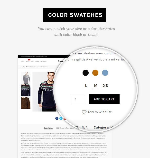 Basel - Responsive eCommerce Shopify Theme (Fashion, Electronics and many more) - 15