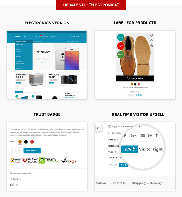 Basel - Responsive eCommerce Shopify Theme (Fashion, Electronics and many more) - 7