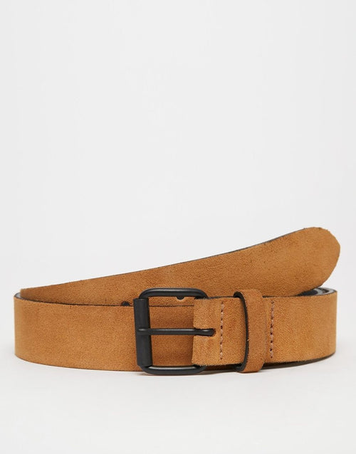 Classic Square Buckle Belt