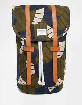 Houble strap backpack