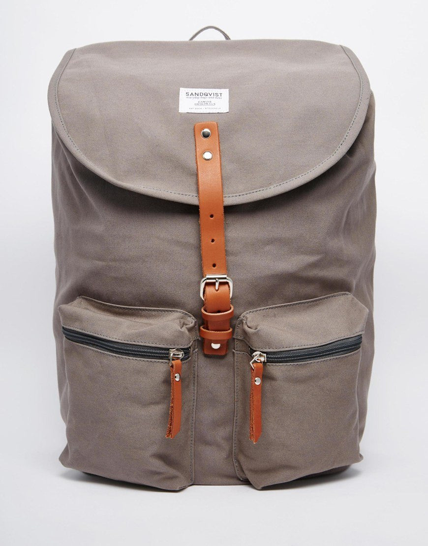 Lintage cinch backpack