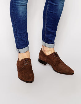 Guilted ankle boots