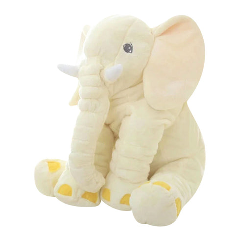 Large Plush Elephant Doll Cute Stuffed Elephant Baby Doll 6 Colors